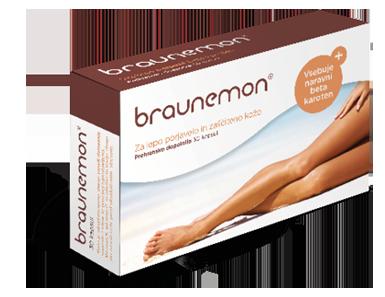 Braunemon - Brez skrbi do čudovite polti.